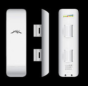 Всепогодная точка доступа WiFi Ubiquiti NanoStation M2